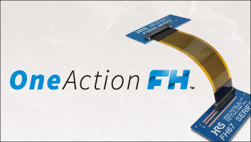One Action FPC/FFC Connector One Action FH™