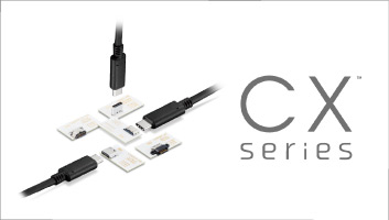 USB Type-C™ Connector CX Series