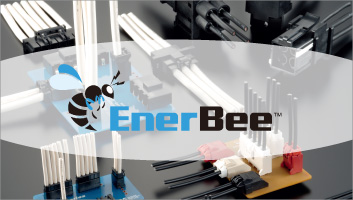 Compact Size with High-end Performance EnerBee™ [Bee Collection]