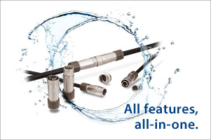 Shielded Waterproof Connector LF Series