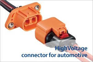 High Voltage connector HVH-280 series
