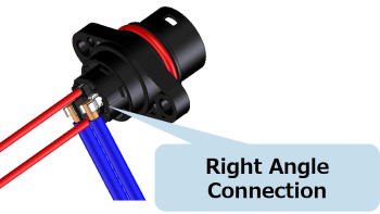Right Angle Connection