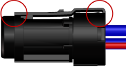 Lock Supports Both Ends